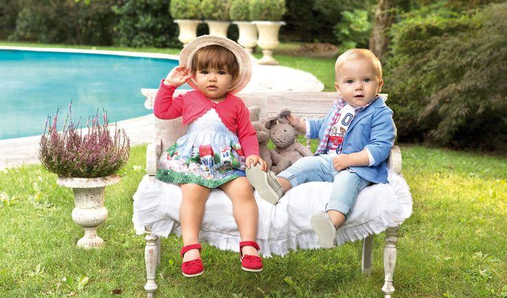 abbigliamento bambini 0 e 16 anni